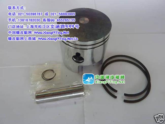 东发(TOHATSU)4冲18HP活塞 活塞环 活塞销(350-00001-1)